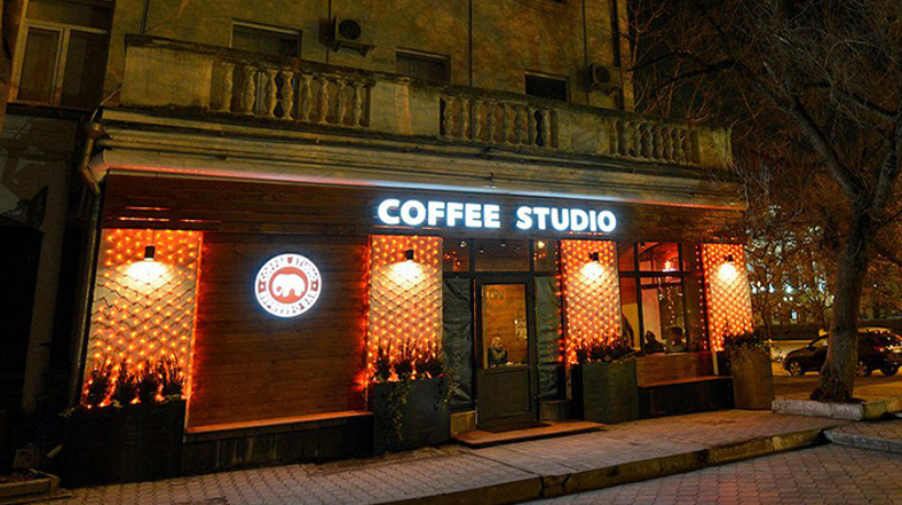 кофе студио севастополь