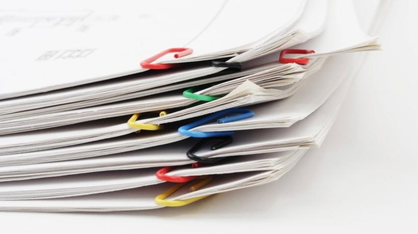 первычные документы хранить